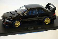 Subaru Impreza 22B-STI 1998 Nr.1048 of 1500 schwarz 1:18 AUTOart neu & OVP 78603