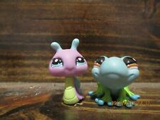 lps lot of two snail #2352 frog #1140