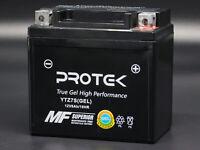YTZ7S 12V Gel Battery for Polaris Predator Outlaw Scrambler Sportsman 50 90 110