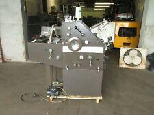 Abdick 9810 Cd 2 Color Xcs Kompac On Main Very Clean Machine