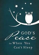 God's Peace for When You Can't Sleep by Thomas Nelson (Hardback, 2015)