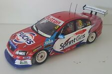 1:18 Classic Carlectables Jason Bargwanna 2009 Sprint Gas Holden VE Commodore #3