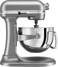 KitchenAid Mixer - Professional Pro PLUS Series 5Qt Stand Mixer Silver KV25G0X