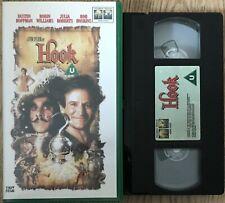 Hook (VHS) Maggie Smith Bob Hoskins Robin Williams Dustin Hoffman Julia Roberts