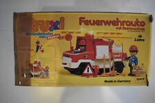 Carrera Struxi Kinderbahn Kinderrennbahn Feuerwehrauto 10419 mit OVP