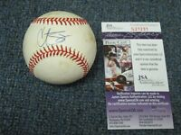 Curt Schilling Signed Autographed  Baseball JSA Certified