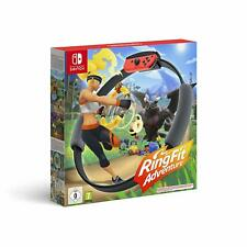 Ring Fit Adventure - Nintendo Switch (NEU & OVP!)