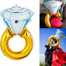 Diamond Ring Foil Helium Balloon Wedding Marry Engagement Hen Party Decoration