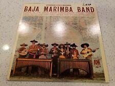 BAJA MARIMBA BAND WATCH OUT! VINYL LP A&M RECORDS SP 4118 VERY GOOD