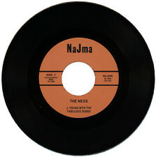 """J. YOUNG WITH THE FABULOUS DOBBS  """"THE MESS""""   60's CLUB RARITY    LISTEN!"""