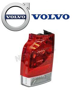 For Volvo V70 XC70 2005-2007 Driver Left Lower Taillight Lens Genuine 30655379