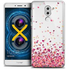 Coque Crystal Gel Pour Honor 6X Extra Fine Souple Sweetie Heart Flakes