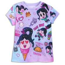 Disney Authentic Vanellope Von Schweetz Princess Shirt Girls Size 7/8 10/12