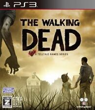 USED ​​PS3 walking Dead Japan import