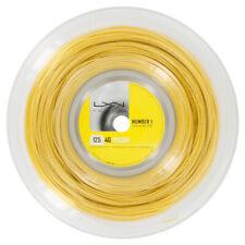 Brand New Luxilon 4G Rough Tennis Strings 1.25mm Gold 1pkt