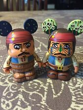 Disney Vinylmation Captain Jack Sparrow From Pirates Of The Caribbean