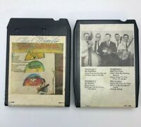 """PAUL MARTIN 8 TRACK TAPE CARTRIDGE  """"Country's Greatest Love Songs"""" TESTED"""