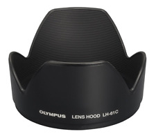 Olympus Lens Hood LH-61C for M.ZUIKO DIGITAL 14-150mm , ZUIKO DIGITAL ED 14-42mm