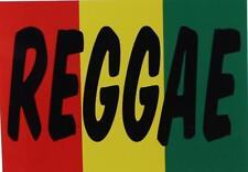 CandD Visionary CDX Reggae and Rasta Reggae Sticker