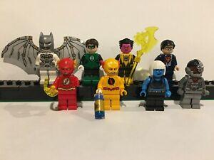 LEGO DC Super Heroes Minifigure Lot 100% Genuine
