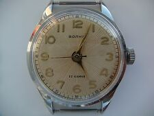 WOLNA ALMAZ VOLNA (VOSTOK) CHRONOMETER 22 jewels USSR CAL.2809 WATCH