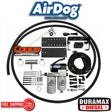 AirDog Fuel Lift Pump System 150GPH 01-10 Duramax Diesel 6.6L LB7 LLY LBZ LMM