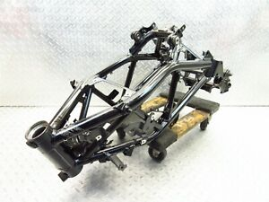 2018 17-21 BMW G310R G310 G310GS Main Frame Chassis Straight BOS ACQ