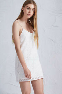 NEW THE FIFTH LABEL TUNE IN WHITE DRESS SIZES SMALL/8 & LARGE/12