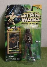 Star Wars Power of the Jedi cardées Chewbacca Millennium Falcon mechanic