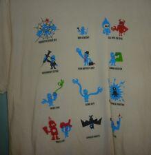 THREADLESS Origin Large T-Shirt New