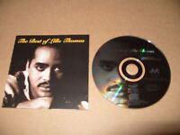 Lillo Thomas The Best Of Lillo Thomas 14 track cd 1999 Excellent +Condition Rare