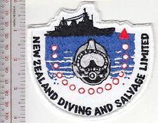 SCUBA Hard Hat Diving New Zealand Diving & Salvage Ltd Gracefield, New Zealand w