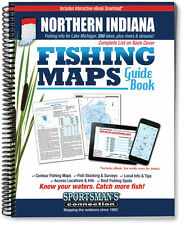 Northern Indiana Fishing Map Guide | Sportsman's Connection