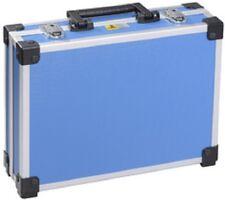 "Allit Mallette aluminium ""AluPlus Basic"", taille: L, bleu"