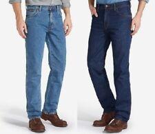 Wrangler Regular Big & Tall 100% Cotton Jeans for Men