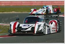 Chris Hoy Hand Signed Nissan Le Mans 12x8 Photo.