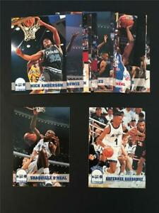1993/94 NBA Hoops Orlando Magic Team Set 15 Cards Anfernee Penny Hardaway RC