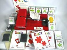 Sizzix Die Cutting Machine bundle includes 16 Dies crafts, cards & scrapbooking!