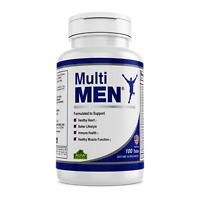 Multi Men / Vitamins and Minerals. Antioxidant. Immune System Support