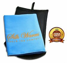 Premium Microfiber Towel - Super Absorbent - Quick Drying - Ultra Compact