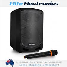 Pyle Portable Loud Speaker Bluetooth Wireless Karaoke System