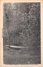 BF6174 le marais potevin une coche dans le marais a co france       France