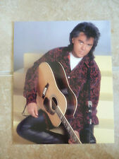 Marty Stuart 8x10 Country Music Fan Club Photo Picture Page #2