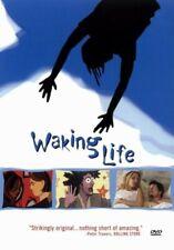 Waking Life #4186 - 5/7/2002 Dvd Trevor Jack Brooks; Lorelei Linklater; Wiley Wi
