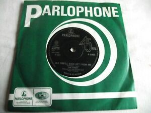 THE SWEET ~ ALL YOU'LL EVER GET FROM ME ** 1970 PARLOPHONE 45 MINT-