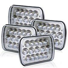 4pcs LED Headlight H/L Seal Beam Fit International Harvester 4700 4800 4900 8100