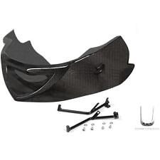 ENGINE SPOILER SHINED CARBON FIBER YAMAHA 600 FZ6 N.NS.S2(RJ07) '04/'09