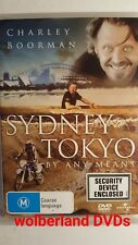 Sydney To Tokyo - By Any Means [ 2 DVD Set ] Region 4, FREE Next Day PostfromNSW
