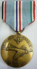 EUROPEAN AIR OFFENSIVE COMMEMORATIVE MEDAL