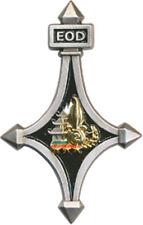 LEGION ETRANGERE, 2° R.E.G, EOD 3, Barkhane, Croix d'Agadès, matriculé (10162)